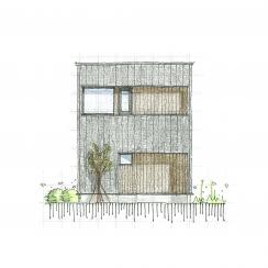 【西野の常春Ⅲ】完全予約制  永く愛しむキッチンと家具のある住まいのオープンハウス
