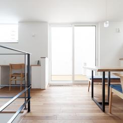 【7/22~24】住宅街の中でも楽しめるバルコニーと小上がりのある住まいのオープンハウス